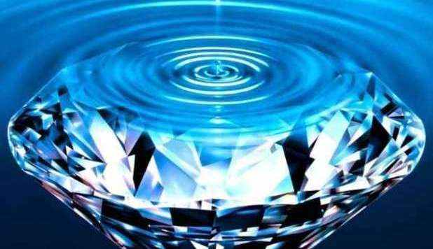 acqua diamante