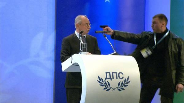 BULGARIA:FALLITO ATTENTATO A LEADER PARTITO MINORANZA TURCA