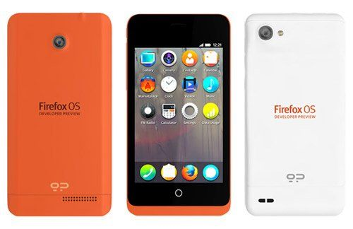 smartphone mozilla