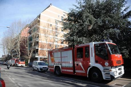 ++ PADRE E FIGLIA MORTI IN INCENDIO NEL MILANESE ++