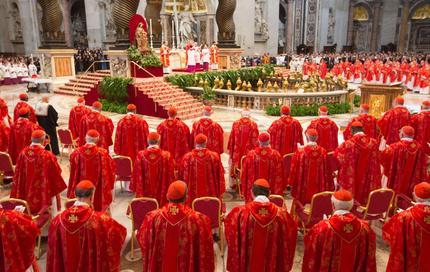 Vatican Conclave 2013 - 'Pro Eligendo Romano Pontifice