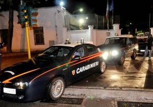 carabinieri rissa