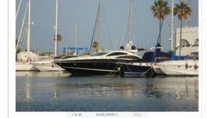 yacht del figlio di bossi