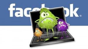 allarme virus facebook