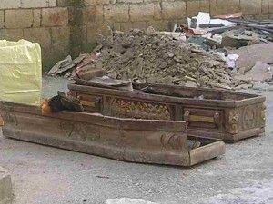 seppellito vivo