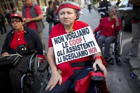 ++ Sla, disabile muore dopo incontro con governo ++