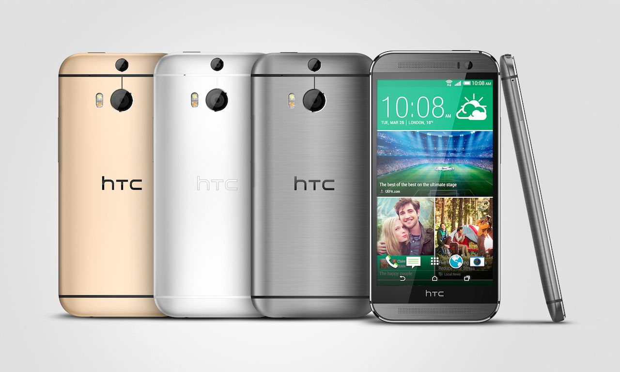 HTC-One-M8-Silver-3