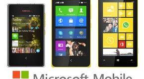 Nokia cambia nome, si chiamerà Microsoft Mobile